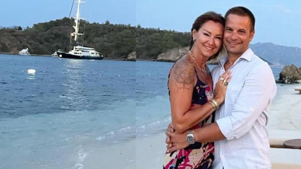 Güzel oyuncu Pınar Altuğ eşi Yağmur Atacan ile fotoğrafını paylaştı!