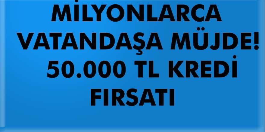 Vatandaşa Büyük Müjde! Çocuğu Olanlar 50.000 TL Kredi Alacak..!