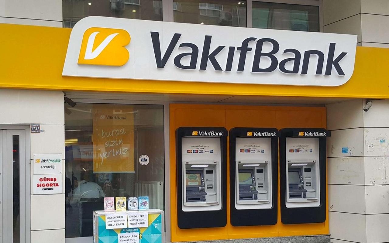 Vakıfbank'tan inanılmaz kanpanya! 120.000 TL Düşük Faizli Kredi Müjdesi…