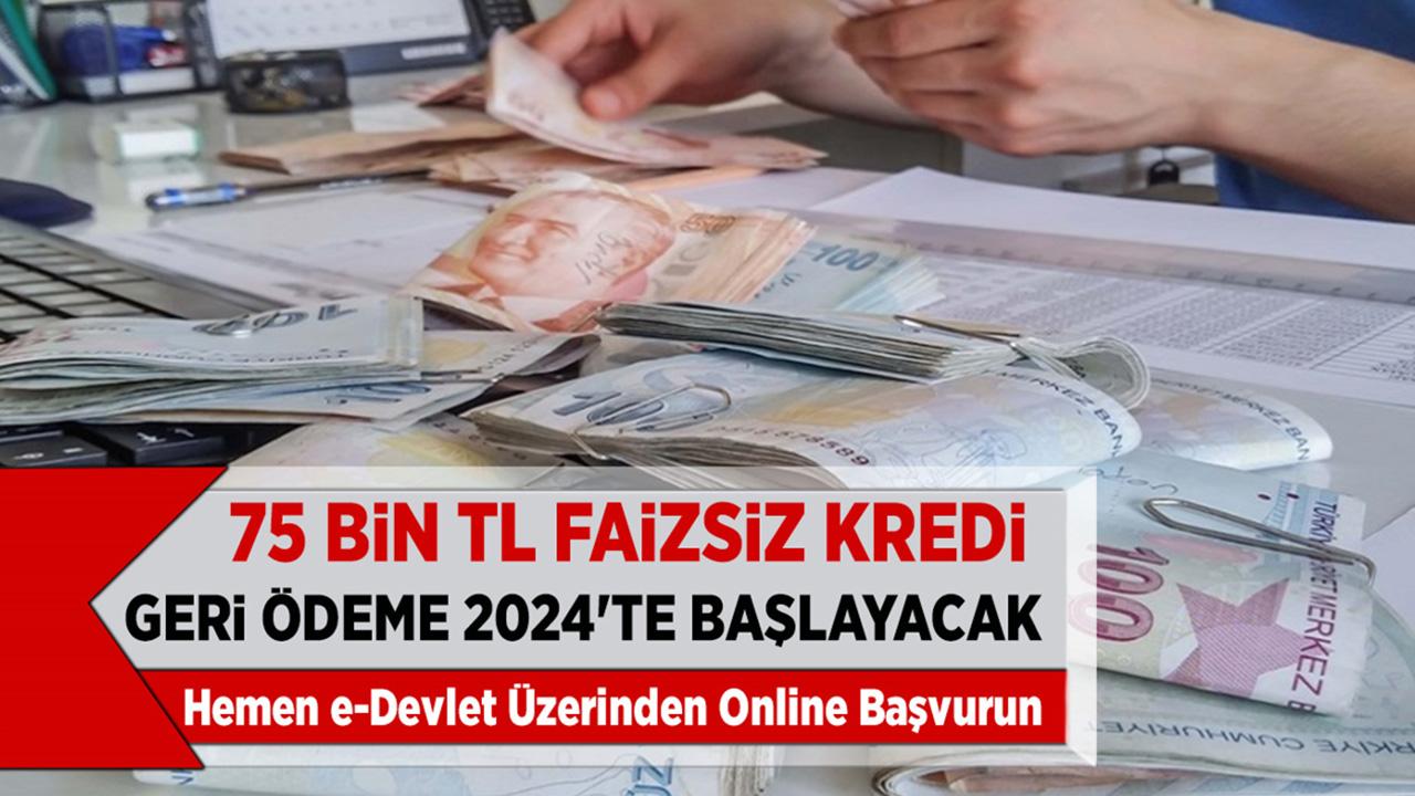 Halkbank'tan müjde üstüne müjde! Geliri 3500 TL Üzeri Olan bütün Herkese 75.000 Bin TL Faizsiz Kredi Veriyor...