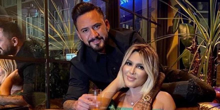 Selin Ciğerci Futbolcu Gökhan Çıra, ile boşanınca ilk hamlesini İnstagram'dan yaptı