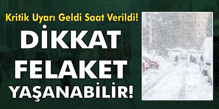 Meteoroloji genel müdürlüğünden beklenen açıklama! Kar yağışlarının ardından istanbulda hava durumu nasıl olacak. Kritik açıklama az önce yapıldı