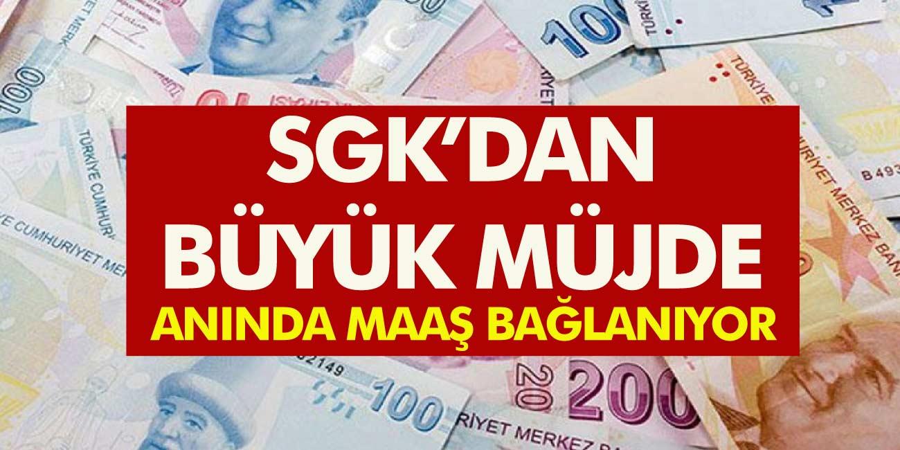 SGK'dan Yeni Son Dakika Duyurusu Geldi! 10 Yıl Çalışan Bu Vatandaşlar Anında 2400 TL Maaş İle Emekli Oluyor! Talep Patlaması Yaşanıyor...