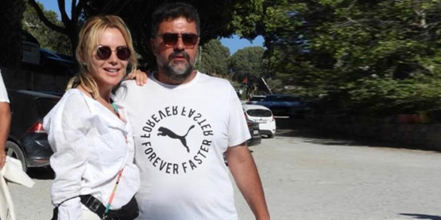 Ece Erken, eşi Şafak Mahmutyazıcıoğlu ile ayrılacak iddialarına yanıt verdi!