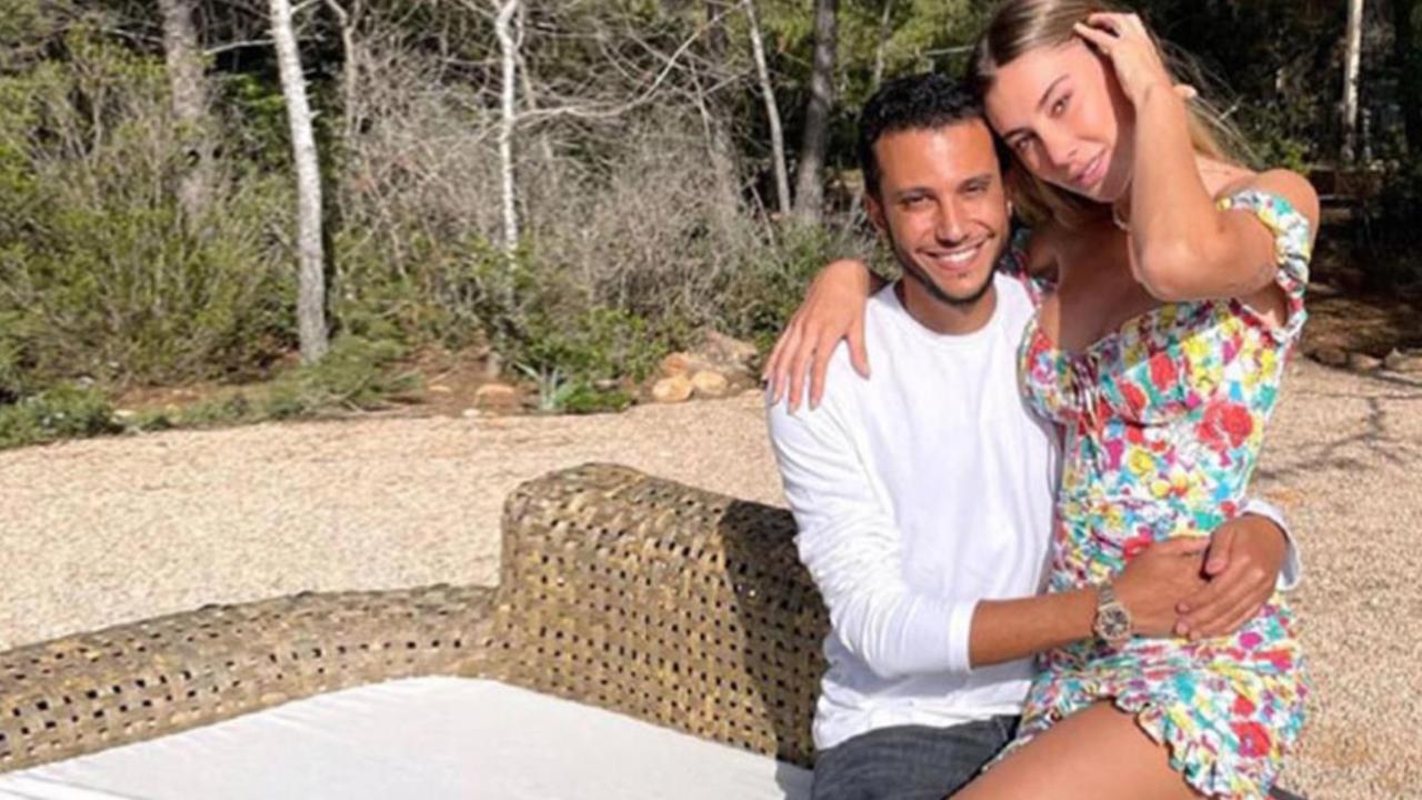 Şeyma Subaşı ve sevgilisi Mohammed Alsaloussi aşka geldi! Sevgilisi ile mutlu anlarını paylaştı!