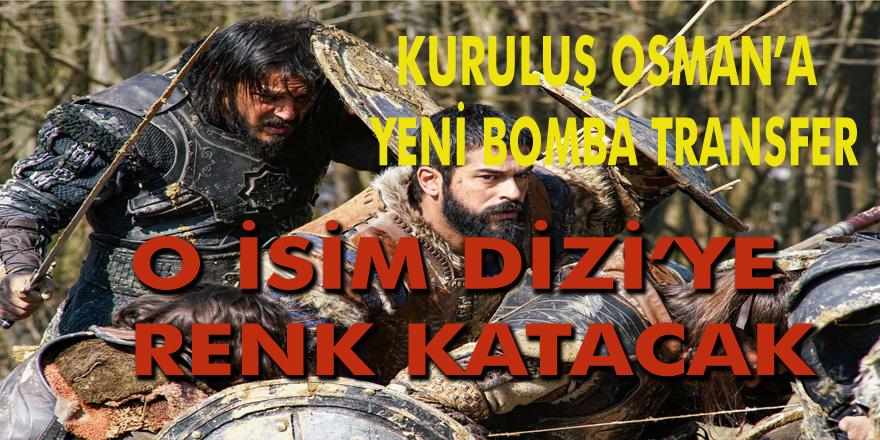 ATV'de Yer Alan Dizide Büyük Gelişme! Kuruluş Osman'a Öyle Bir İsim Dahil Oldu Ki…
