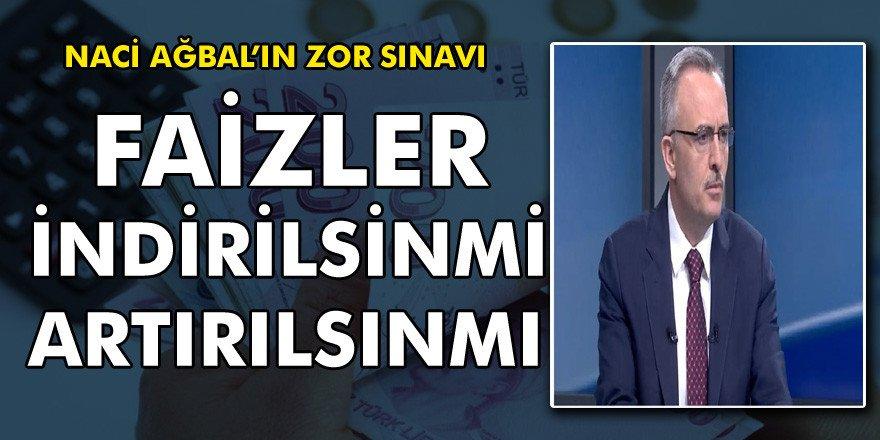 Enflasyonda şok eden artış! Piyasa faiz artırımı ile AKP kurmaylarından indirim isteği…