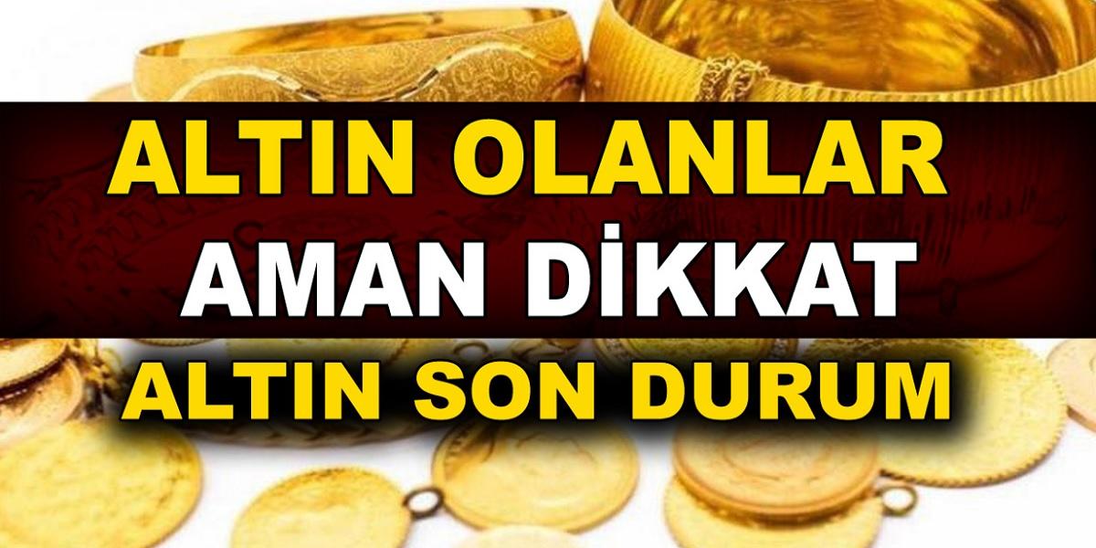 İslam Memiş, altın fiyatlarıyla ilgili kritik değerlendirmelerde bulundu! Altın fiyatları rüzgar tersine dönebilir...