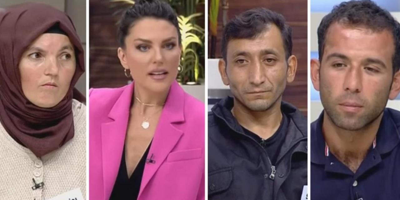Aşk-ı Memnu dizisi Ece Üner'in programında yaşandı! Yeğeniyle karısının aşkını yakalayan adam karısından af diledi...