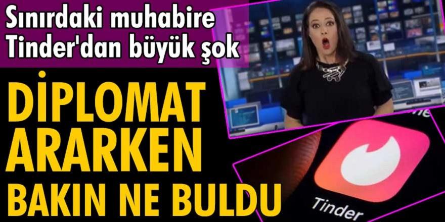 Türkiye- Suriye sınırında savaş muhabirliği yapan  Natasha Exelby Tinder'da kiminle eşleştiğini açıkladı!