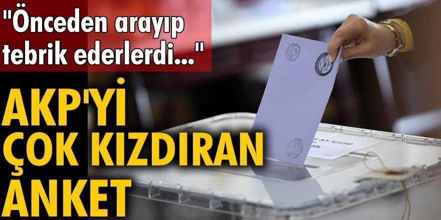 ORC Araştırma'nın Genel Müdürü'nden, AKP'yi çok kızdıran anketle ilgili dikkat çeken açıklama geldi...