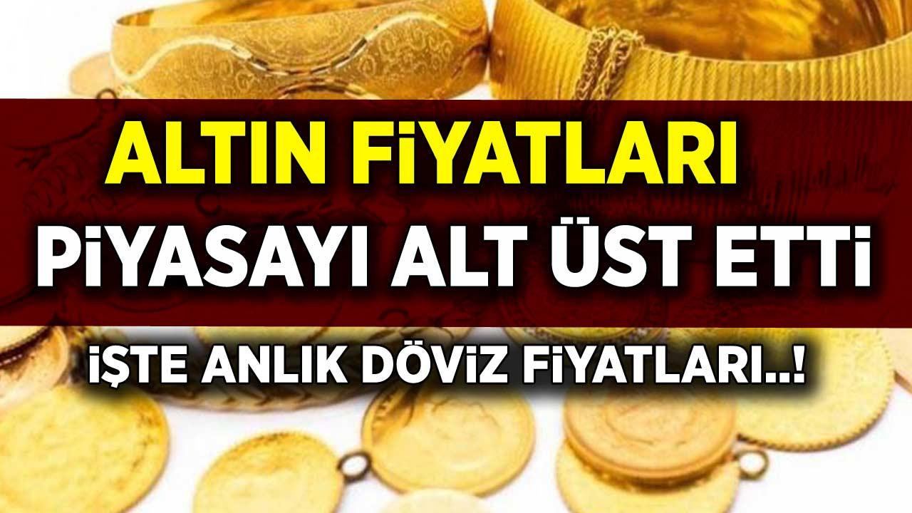 Son Dakika Altın fiyatları piyasayı altüst etti! Rekora Kırdı! Altın Almak İsteyenler aman Dikkat Tarih belli oldu