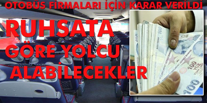 Son Dakika: O Şart kalkıyor: İstanbul otobüs firmaları artık ruhsatlarına göre yolcu taşıyabilecek….