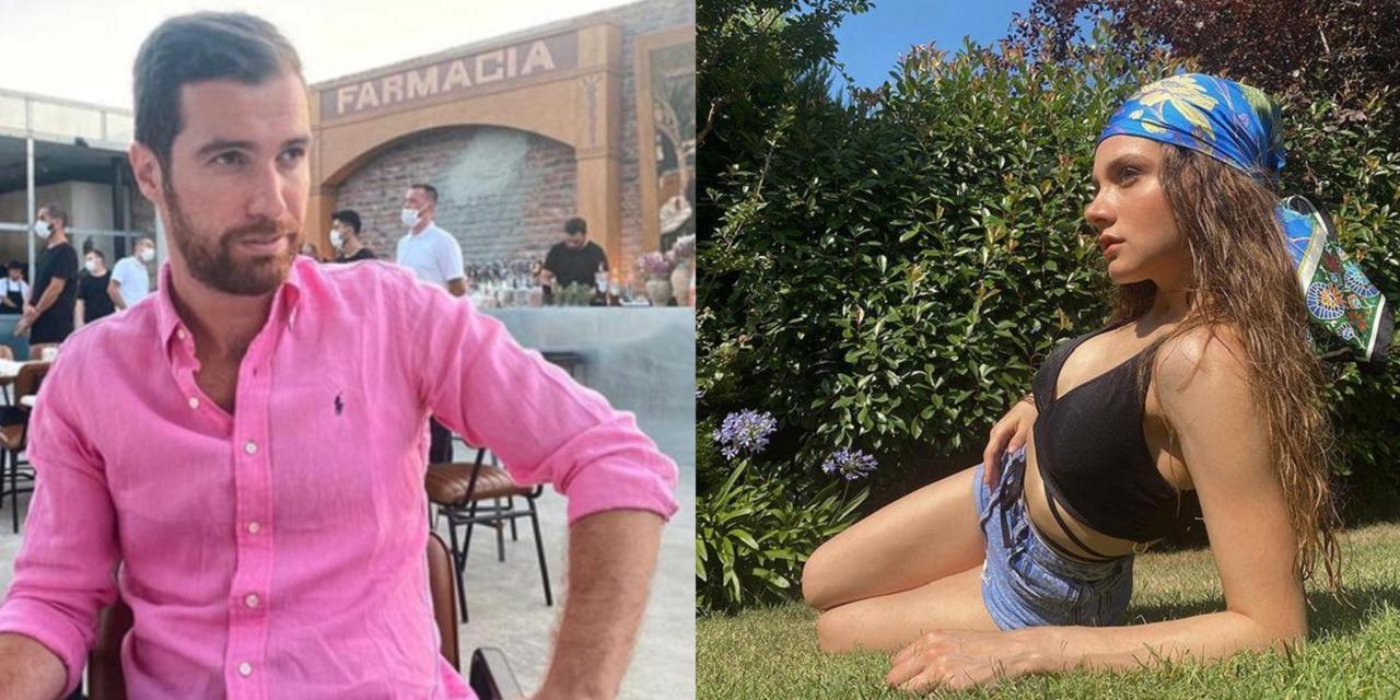 Güzel oyuncu Miray Daner Seda Sayan'ın oğlu, Oğulcan Engin ile yeni bir aşka yelken açtı...