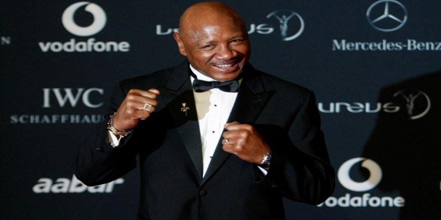ABD boks şampiyonu Marvin Hagler, 66 yaşında hayatını kaybetti