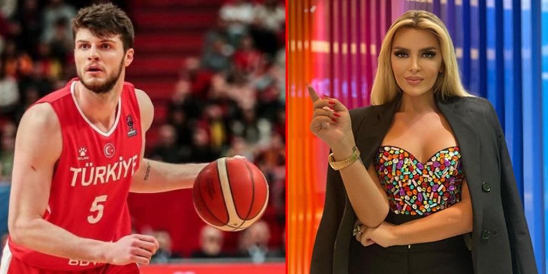 Basketbolcu Metecan James Birsen, Selin Ciğerci ile aşk yaşıyor haberlerine ateş püskürdü...
