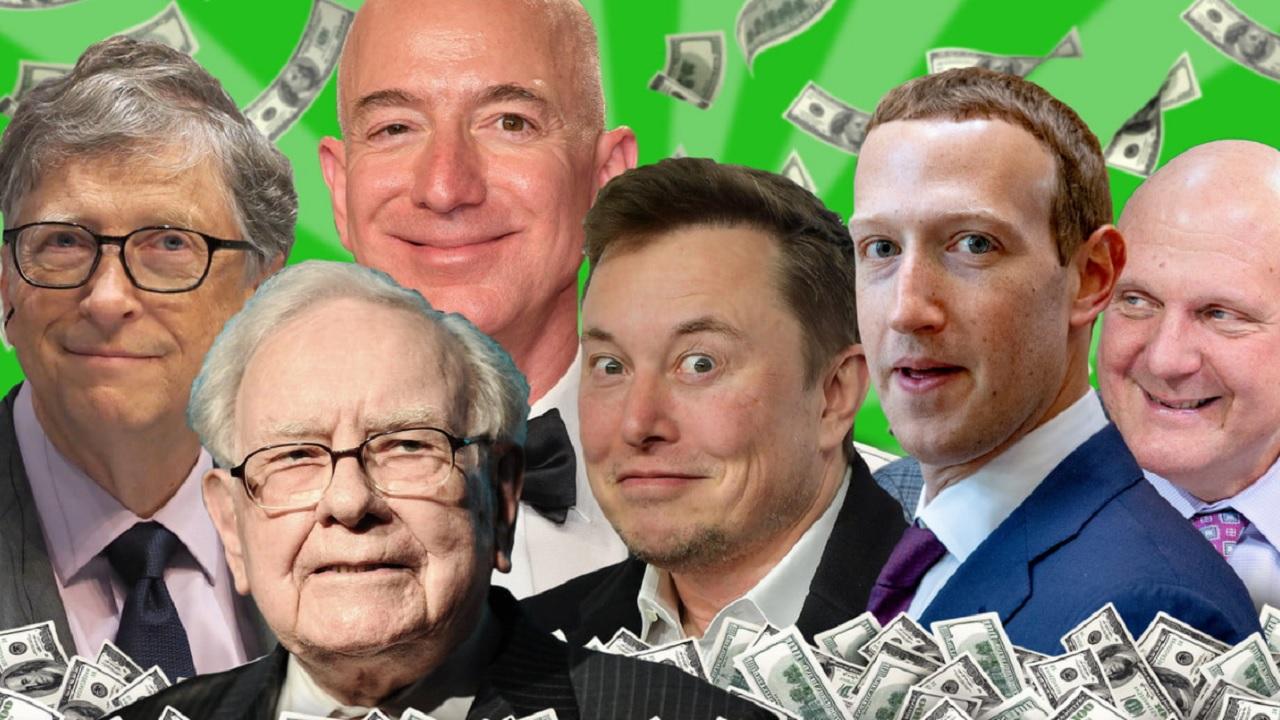 Dünyanın En Zengin Kişisi Belli Oldu! Dünya Zengini Değişti...
