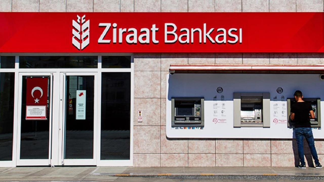 Ziraat Bankası'ndan 0,55 Faizle 25 Bin TL Kredi Müjdesi Geldi!