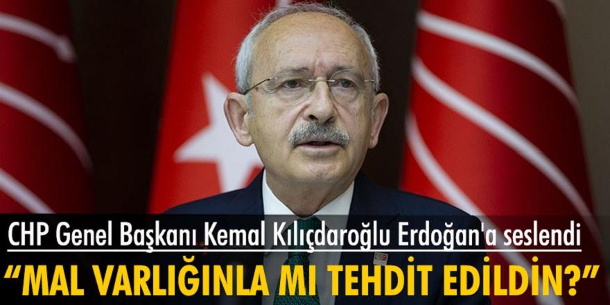 """Kılıçdaroğlu Erdoğan'a seslendi! Yol geçen hanı"""" mı Türkiye Erdoğan? Hani hükümetin sınırlarımıza hakimdi?"""