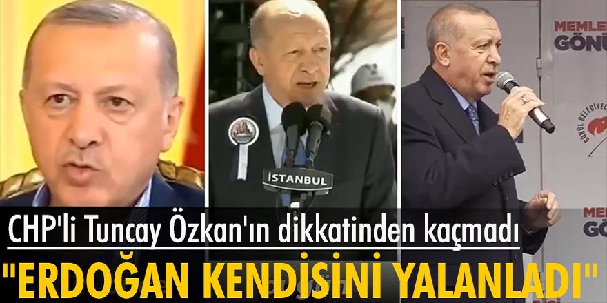 CHP İzmir Milletvekili Tuncay Özkan, Erdoğan Avrupa'nın huzurunu düşünüyor...