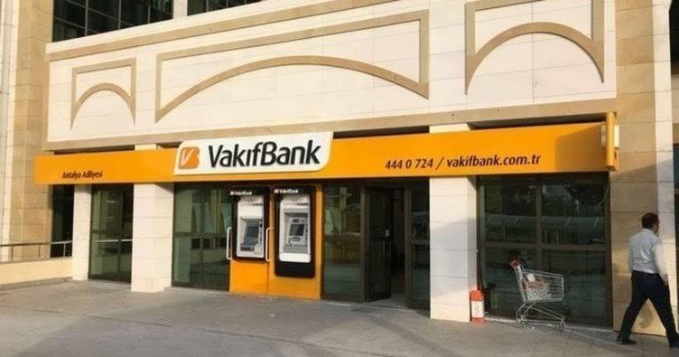Vakıfbank'tan Bir ilk! ATM'ye dokunmadan anında paranızı çekebilirsiniz…