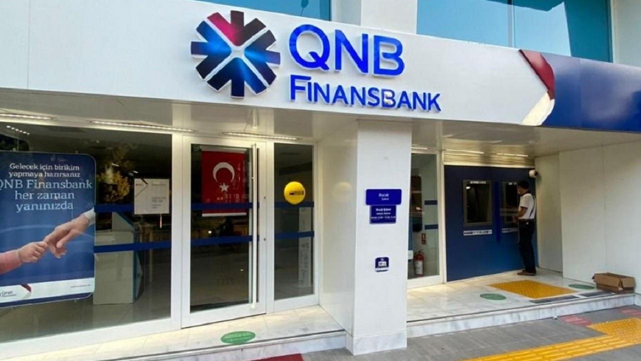 QNB Finansbank'tan dur durak bilmiyor nakit ihtiyacı olanlara büyük destek!  Kimliği ile gelene anında 75 Bin TL destek vereceğini açıkladı...