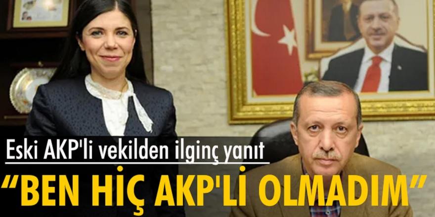 24. dönem Kayseri Milletvekili Pelin Gündeş Bakır, Twitter hesabından gelen eleştiriye flaş bir yanıt verdi