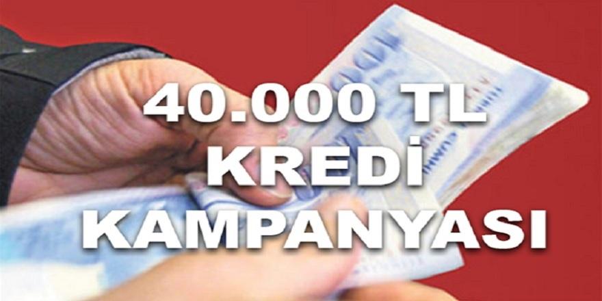 Finansbank Müjdeledi! 40.000 TL Anında Kredi Veriyorlar! Kesenin Ağzını Sonuna Kadar Açtılar!